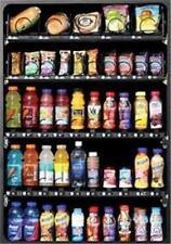 Healthy Vending Machine Route Service BUSINESS PLAN + MARKETING PLAN =2 PLANS!