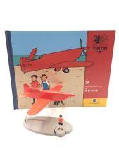En Avion Tintin le stratonef h-22 de jo et zette  N26 + livret