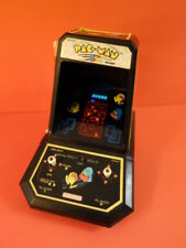 ALL ORIGINAL WORKING COLECO PACMAN MIDWAY 1980 BATTERY OPERATED