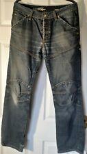 Mens G-STAR RAW 96 Jeans, R3301, W34, L32 Elwood quality