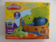 NEW Play-Doh Play Doh Twist 'N Squish Turtle Playset