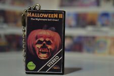 Halloween 2 Movie Collectible Toy VHS keychain horror