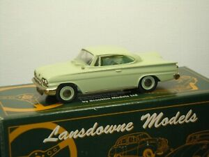 1961 Ford Capri - Lansdowne Models LDM24 - 1:43 in Box *52075