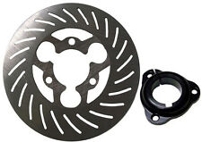 "MCP KARTING ENGINETICS BRAKE HUB & ROTOR,.12,1.25"" AXLE"