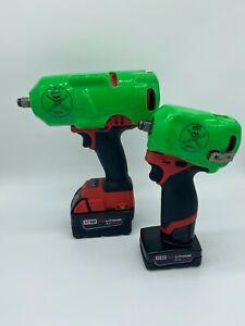 Milwaukee GREEN Impact Boot Cover M12 2554 2555 M18 2767 2864 2863