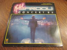 album 2 33 tours MICHEL SARDOU concert 85 enregistrements public