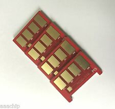 4 x Toner Chip 106R01530 for Xerox WorkCentre 3550 (USA, UK, W. EURO) 106R01528