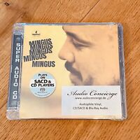 Charles Mingus: Mingus, Mingus, Mingus, Mingus, Mingus - Analogue Productions Hy