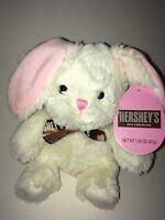 """Galerie Hersheys White  Bunny NEW 8"""" Plush Stuffed Animal"""