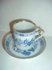 Royal Franconia Bavaria W Germany Danbury Mint Cup & Saucer