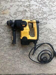 "DEWALT D25313 1"" Corded Rotary Hammer Drill"