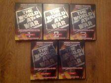 The World at War/Season 1-5 Dvd