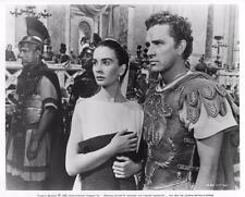"""""""The Robe"""" Vintage Movie still,1953, Jean Simmons, Richard Burton"""