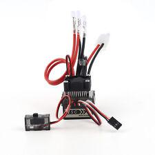 Hochspannung 7.2V-16V 320A Bürstenmotor Geschwindigkeit Regler ESC für RC Auto