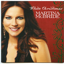 MARTINA MCBRIDE White Christmas CD -- 16 Tracks