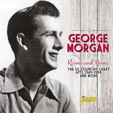 GEORGE MORGAN - KISSES & ROSES   CD NEW+