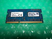 4GB Kingston DDR3 PC3-10600S 1333MHz Laptop RAM (1x  4GB) Apple for MacBook Pro