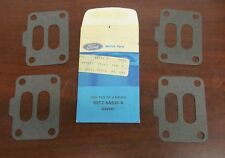 1958 NOS Ford Truck Oil Cooler Adaptor Gaskets