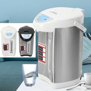 4L Electric Instant Heating Hot Water Boiler Coffee Tea Maker Dispenser Home