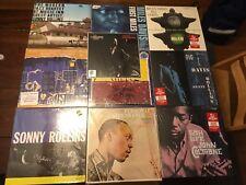 Jazz Vinyl Lot - 10 Jazz records 3 colored vinyl- 2 record store day