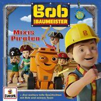 BOB DER BAUMEISTER - 013/ MIXIS PIRATEN+ 3 WEITERE GESCHICHTEN   CD NEU