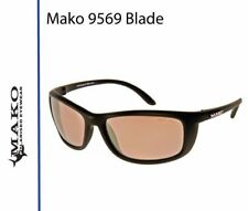Mako Blade 9569 Matte Black Glass HD Copper Silver Mirror M01-G3H9