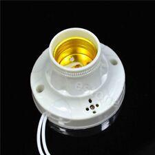 Sound Control Sensor E27 Light Base Holder for Energy-saving LED Bulb Lamp