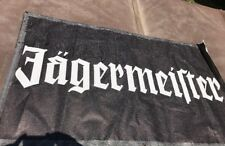 Rock Show Used 3 X 5' Jägermeister Flag Banner Backdrop Heavy Duty Vinyl Poster
