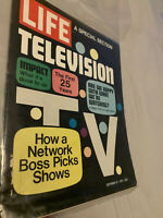 Life Magazine September 10 1971  First 25 Years of Television