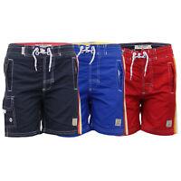 231bfaf98b54 Boys Swimming Shorts Tokyo Laundry Kids Combat Cargo Trunks Beach Mesh  Lined New