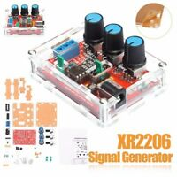 XR2206 Function Signal Generator DIY Kit Sine/Triangle/Square Wave 9-12V DC