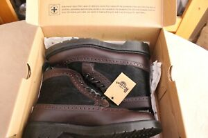 Dr Martens Matias Boots Size UK 7 New with Box EU 41 Genuine Oxblood 15324601