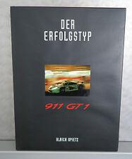 Der Erfolgstyp 911 GT1 1998 Motorsportbuch Band 2 * NEW *