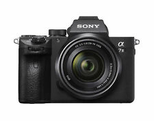 Sony ILCE-7M3K/B a7 III 24.2MP Full Frame Mirrorless Camera w 28-70mm Lens