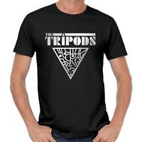The Tripods Die dreibeinigen Herrscher SciFi 80er 80s Kult Fanshirt Fan T-Shirt