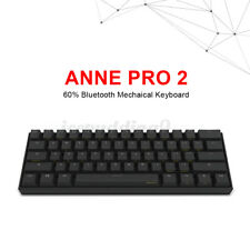 Anne Pro 2 Cherry Switch 60% NKRO bluetooth 4.0 RGB Mechanical Gaming Keyboard