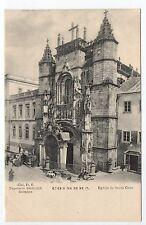 PORTUGAL COIMBRA Egreja de Santa Cruz 2
