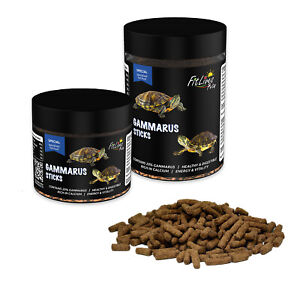 Fit Lives Pets Gammarus Sticks Carnivores Freshwater Tropical Fish Food