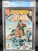 Batman Detective Comics #545 CGC 9.2 (DC 1984) Colan & Giordano Cover, New Slab
