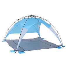 Automatic Pop Up Beach Tent Instant Camp Sun Shelter UV Protection w/ Carry Bag