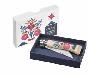 OPINEL No 08 LIMITED EDITION AMOUR BY KRUELLA D' ENFER IN PAPER CASE