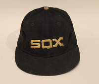 Bruce Kimm game worn used Chicago White Sox hat! RARE! Guaranteed Authentic!