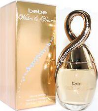 Bebe Wishes & Dreams by bebe 3.3 / 3.4 oz Eau De Parfum Spray for Women New