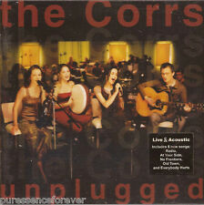 THE CORRS - Unplugged (UK 14 Track CD Album)