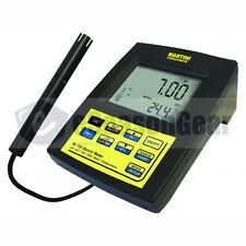 Milwaukee MI180-US GLP pH/mV/EC/TDS/NaCl/C Bench Meter