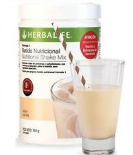HERBALIFE FORMULA1 HEALTHY MEAL NUTRITIONAL SHAKE MIX 550gr VANILLA NEW AND SEAL