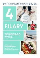 4 filary zdrowego życia - Dr Rangan Chatterjee Polish Book Polska Książka