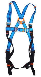 Tractel Multi Purpose Full Safety Harness 014002 - Ht22