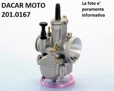 201.0167 CARBURADOR D.26 POLINI ITALJET : DRAGSTER 50 LC
