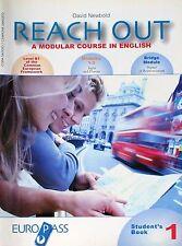 REACH OUT, A MODULAR COURSE IN ENGLISH  Newbold  STUDENT'S BOOK 1  EuroPass